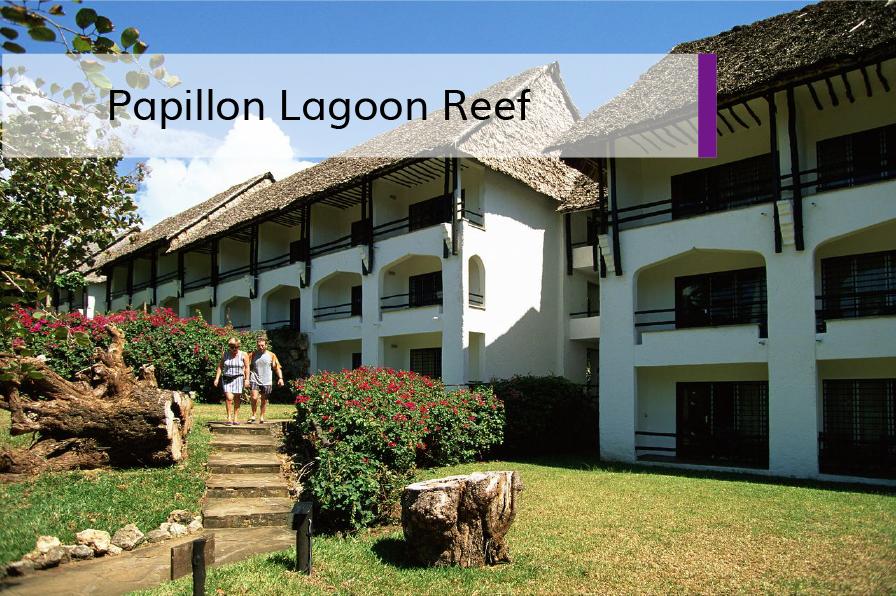 Papillon Lagoon Reef