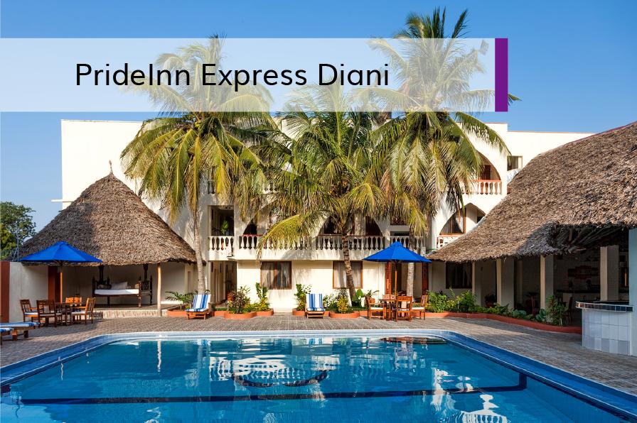 PrideInn Express Diani
