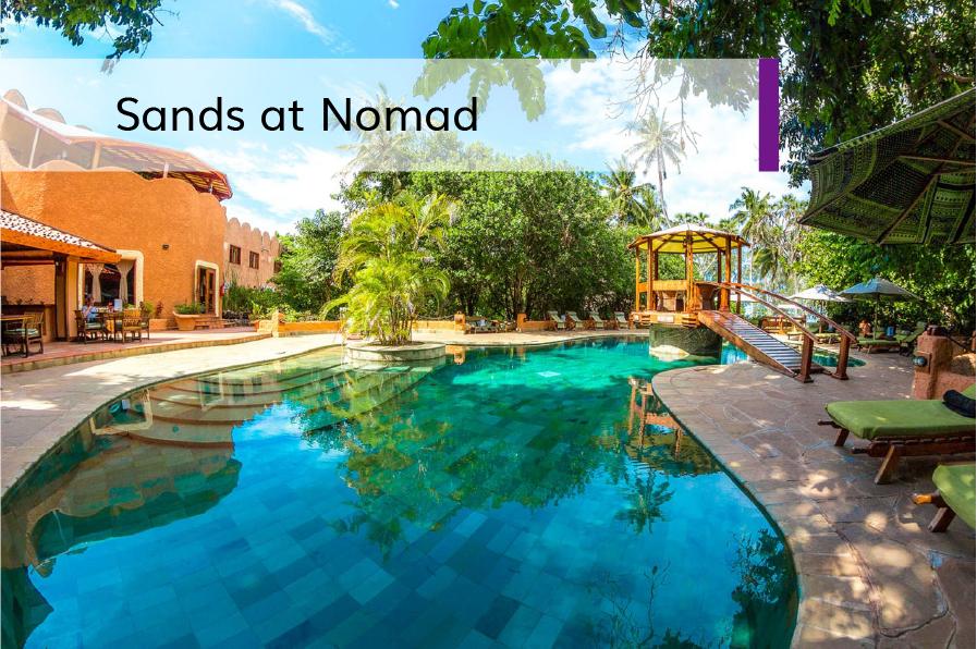 Sands at Nomad
