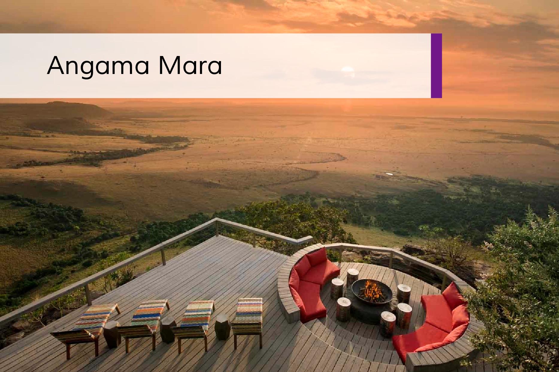 Angama Mara