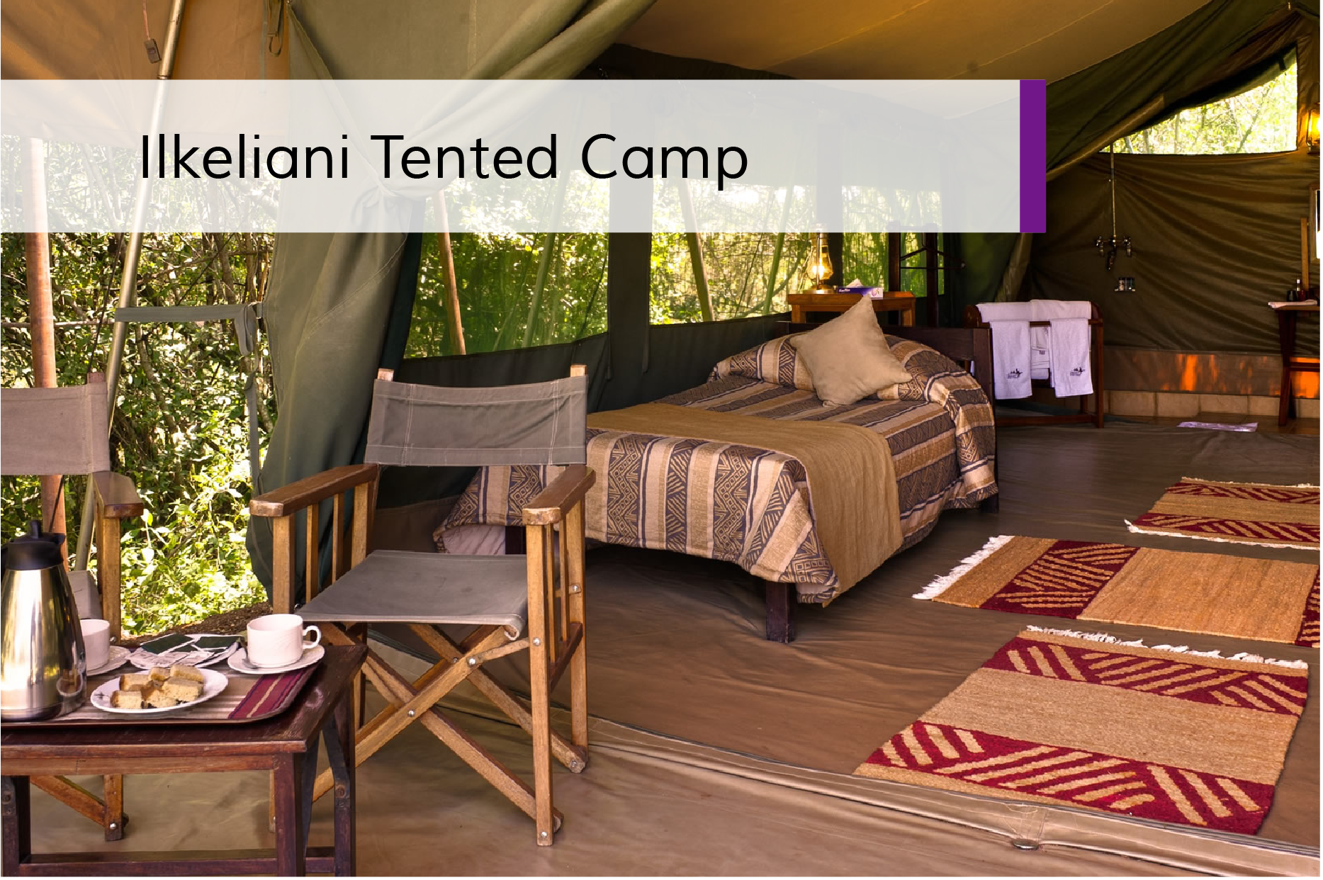 Ilkeliani Tented Camp