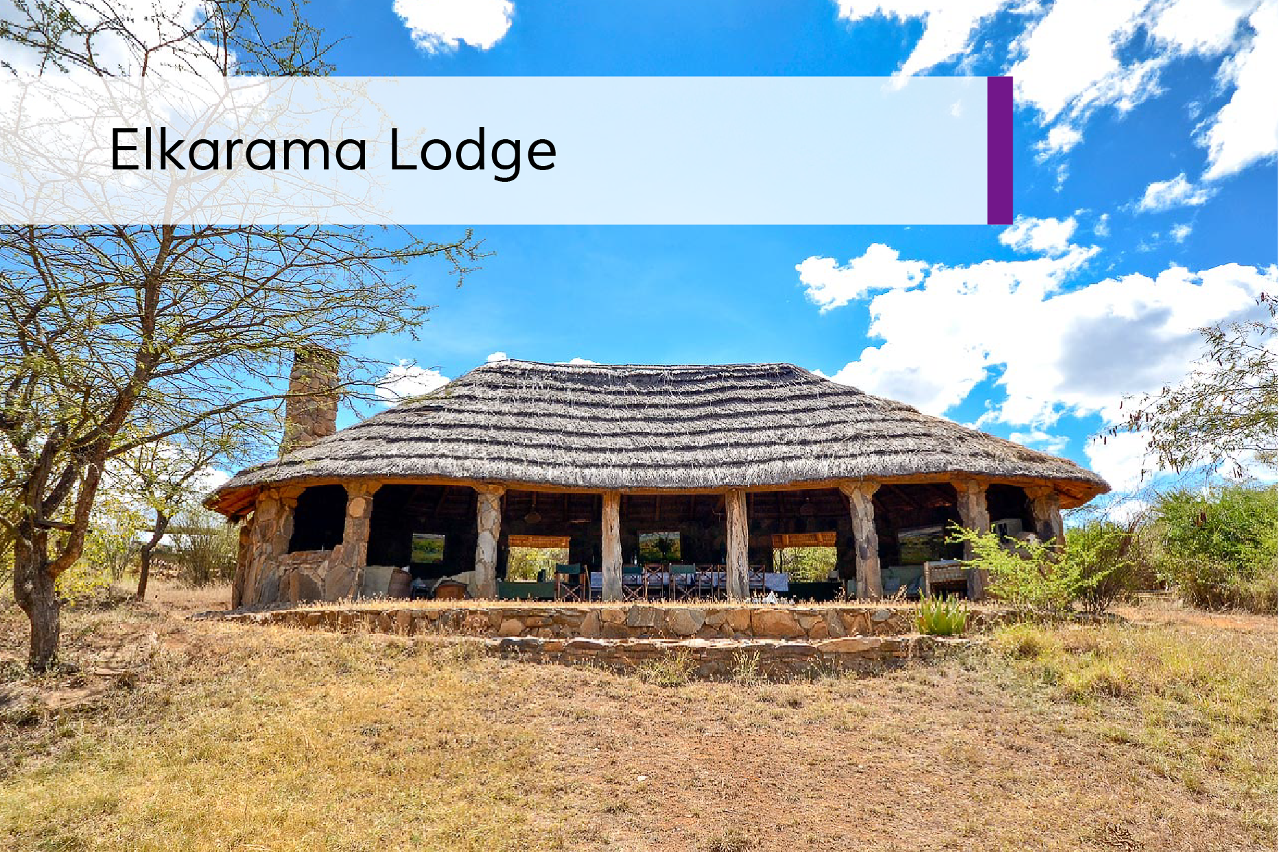 elkarama lodge