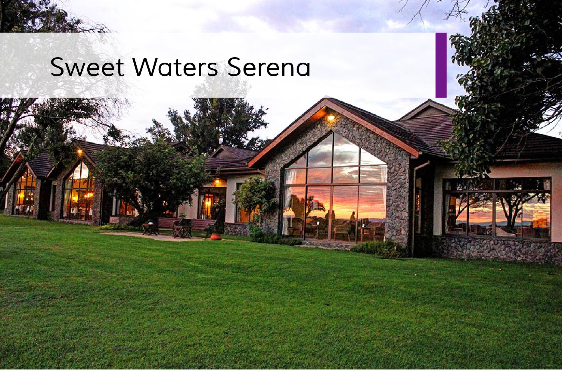 Sweet Waters Serena